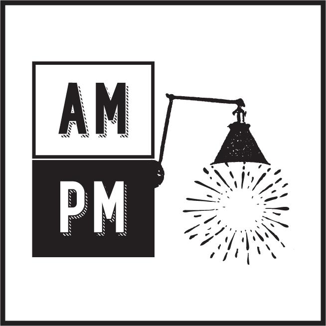 – AM/PM –