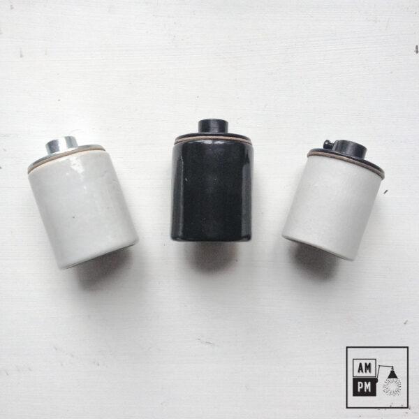 Culot porcelaine pour ampoule standard E26