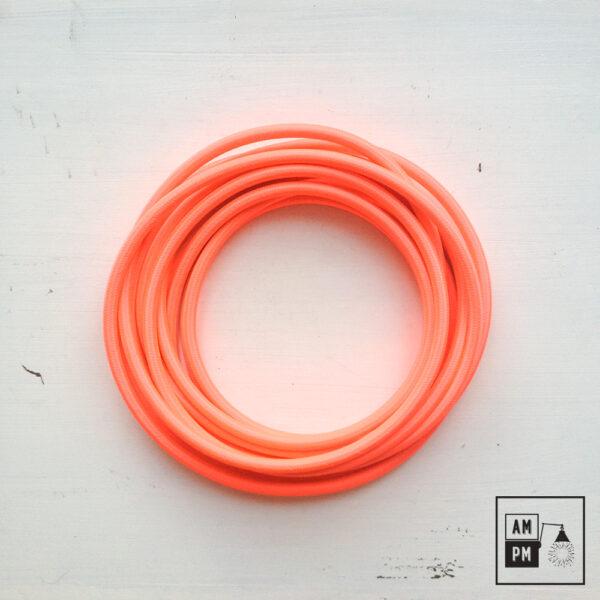 fil-electrique-recouvert-rayonne-coloree-corail-neon-1