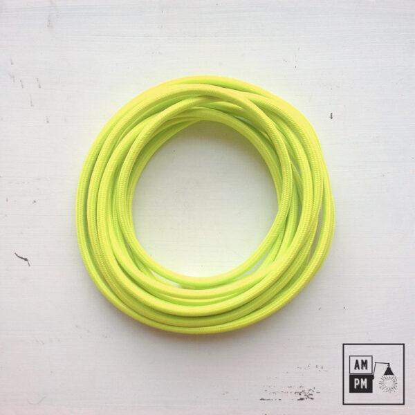 fil-electrique-recouvert-rayonne-coloree-jaune-neon-1