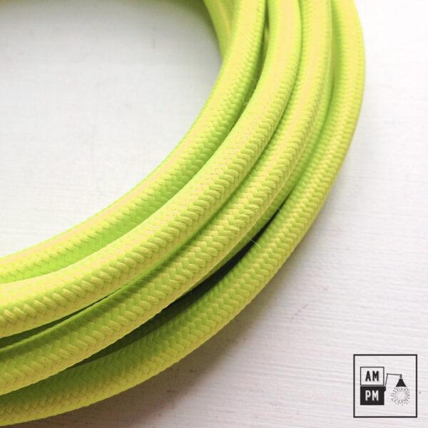 fil-electrique-recouvert-rayonne-coloree-jaune-neon-3