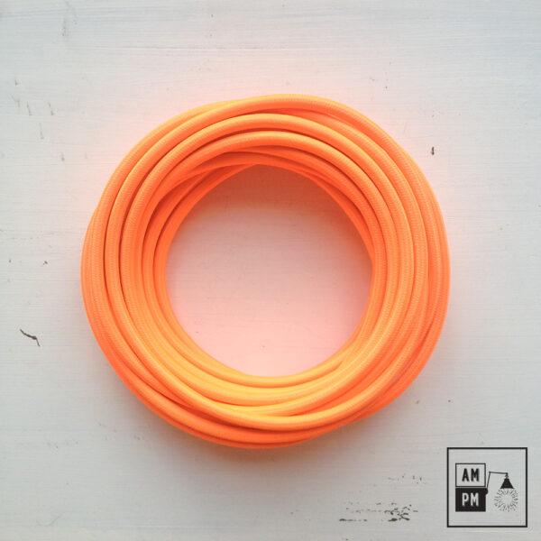 fil-electrique-recouvert-rayonne-coloree-orange-neon-1