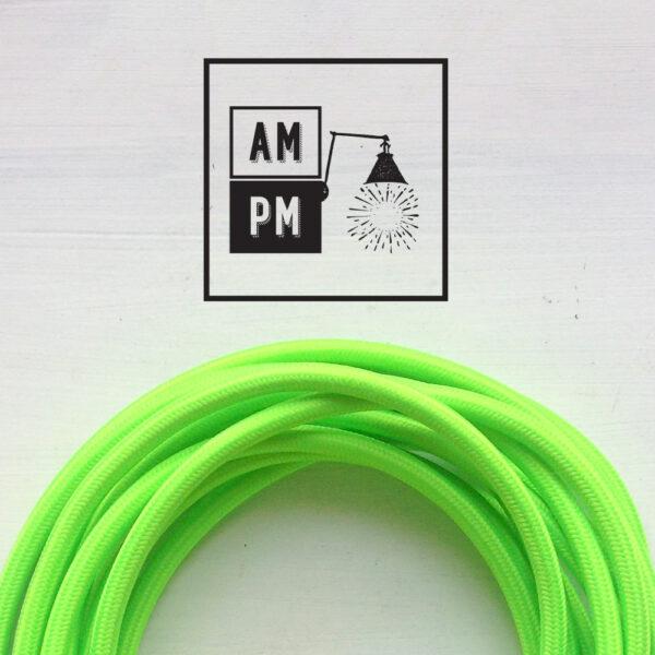 fil-electrique-recouvert-rayonne-coloree-vert-neon-2
