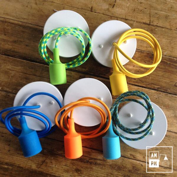 ensemble-culot-silicone-coloré-kit-plafonnier-all