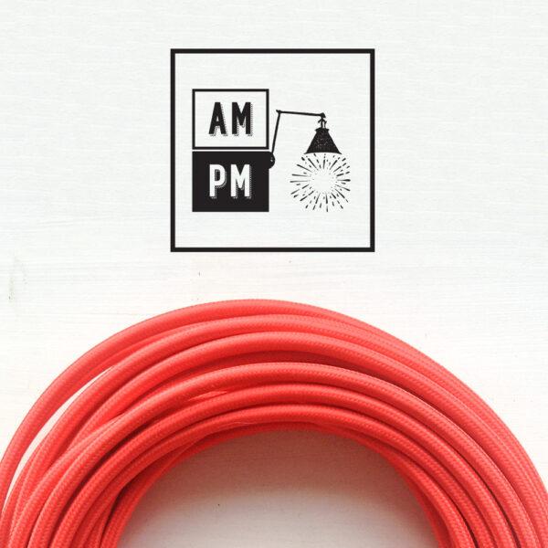 fil-electrique-recouvert-rayonne-coloree-rouge-vif-2