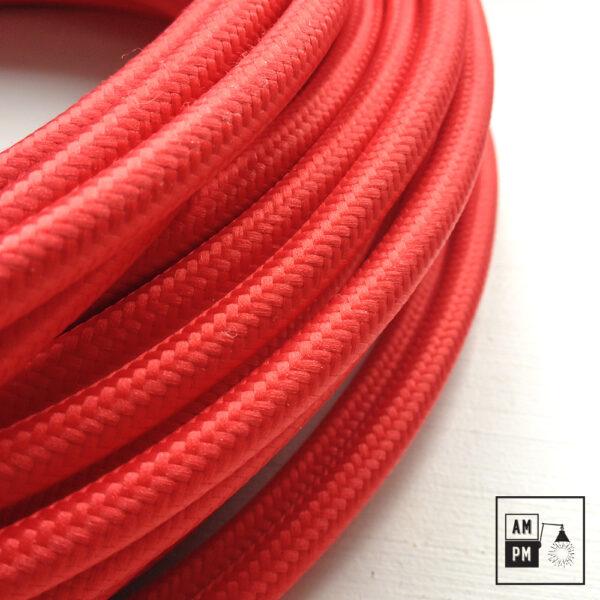 fil-electrique-recouvert-rayonne-coloree-rouge-vif-3