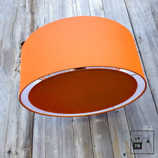abat-jour-tissus-tambour-orange-4