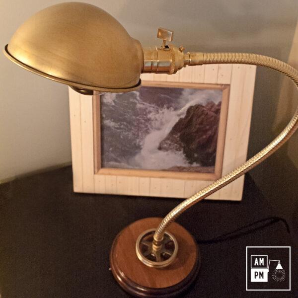 lampe-bureau-bronze-bois-2