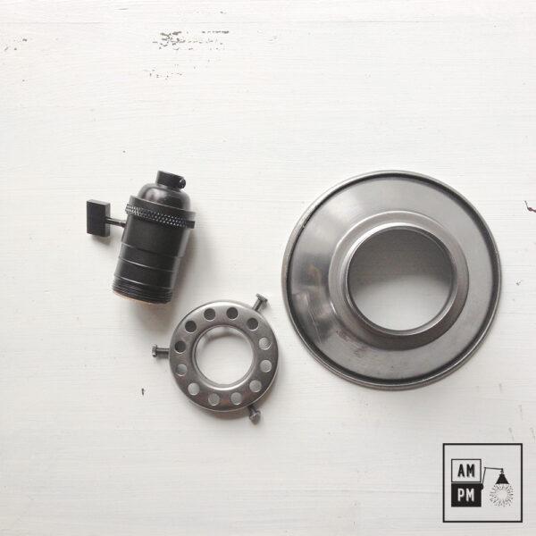 petit-abat-jour-cône-vintage-métal-biseauté-acier-6