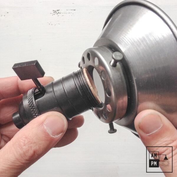 petit-abat-jour-cône-vintage-métal-biseauté-acier-8