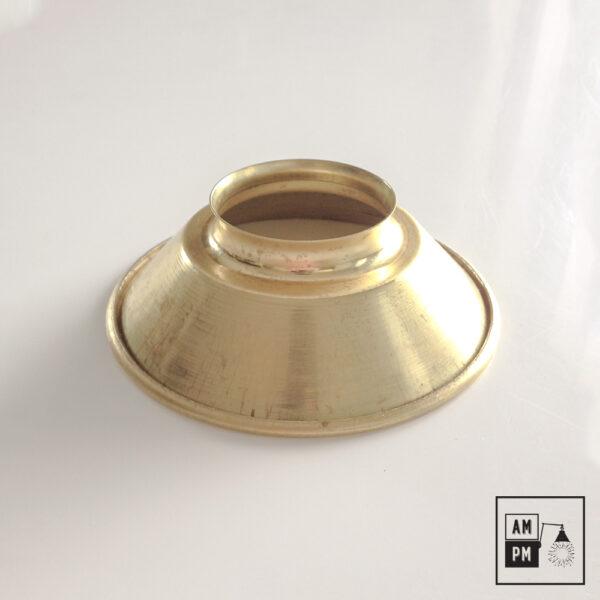 petit-abat-jour-cône-vintage-métal-biseauté-laiton-2
