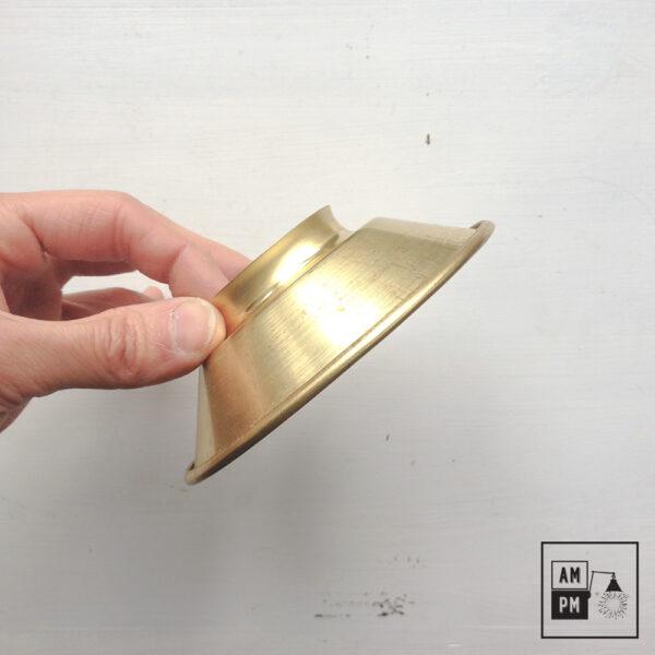 petit-abat-jour-cône-vintage-métal-biseauté-laiton-3