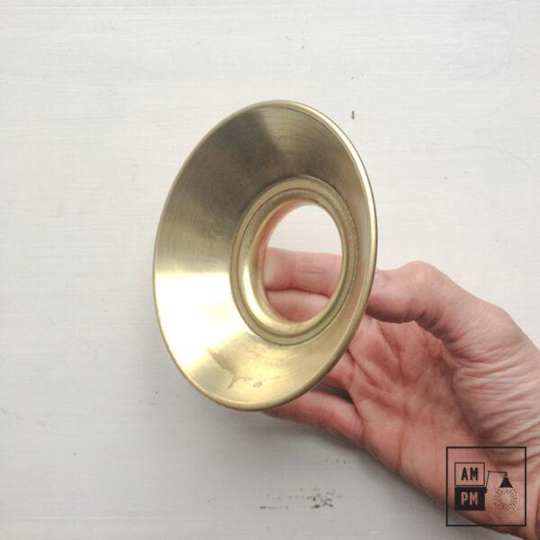 petit-abat-jour-cône-vintage-métal-biseauté-laiton-4
