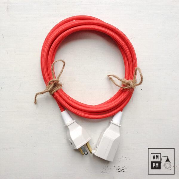 rallonge-electrique-fil-rouge-extension