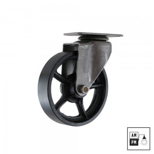 roue-pivotante-acier-industriel-industrial-swivel-caster-wheel