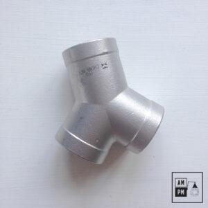 y-acier-inoxydable-1-pouce-true-y