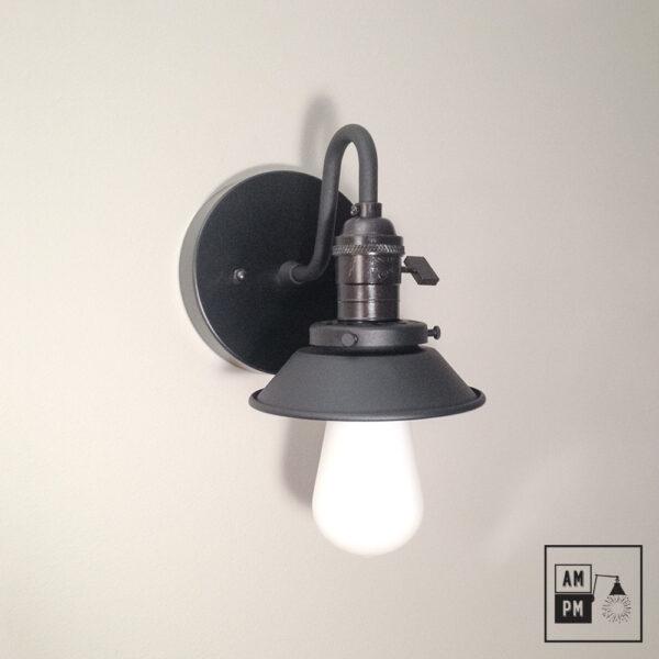 lampe-murale-farmhouse-antique-noire-A1M01