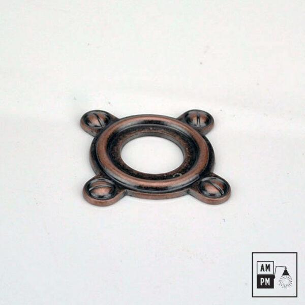 Couvert antique steampunk pour interrupteur