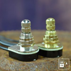 Interrupteur rotatif en metal