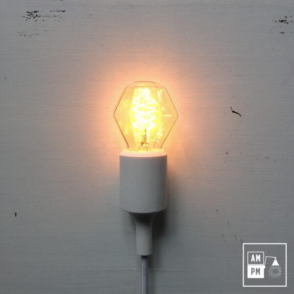 Ampoule antique edison Style gem