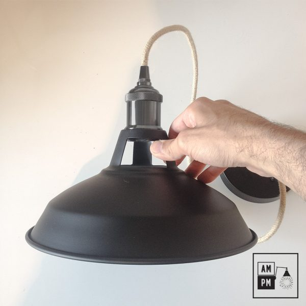 lampe-suspendue-farmhouse-pendant-lamp-noir-graphite