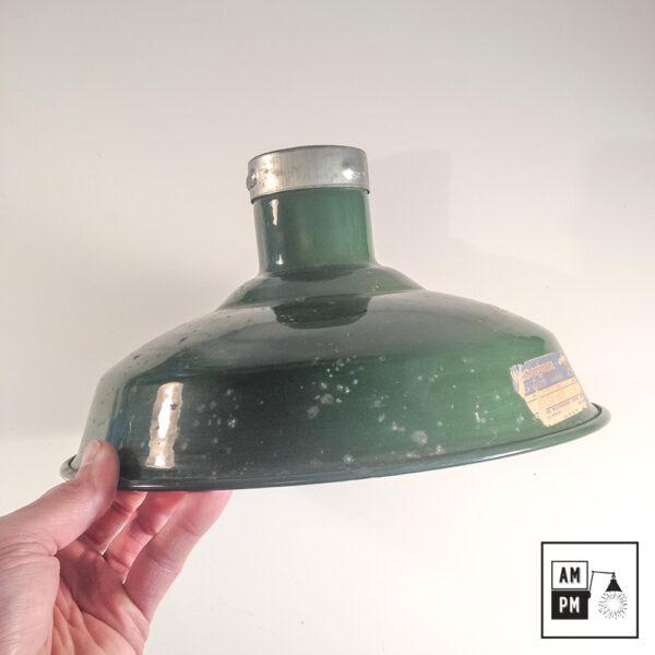 abat-jour-industriel-westinghouse-vert-vintage-green-industrial-lampshade