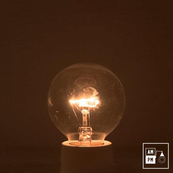 ampoules-antique-style-globe-clair-noir