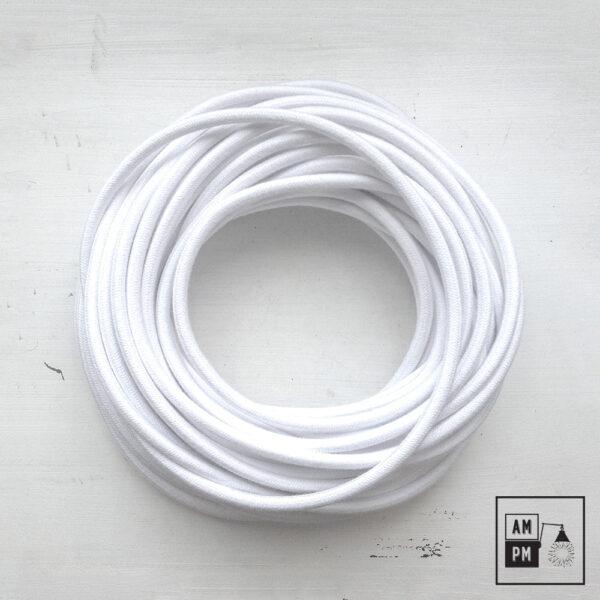 fil-electrique-recouvert-coton-colore-blanc-1