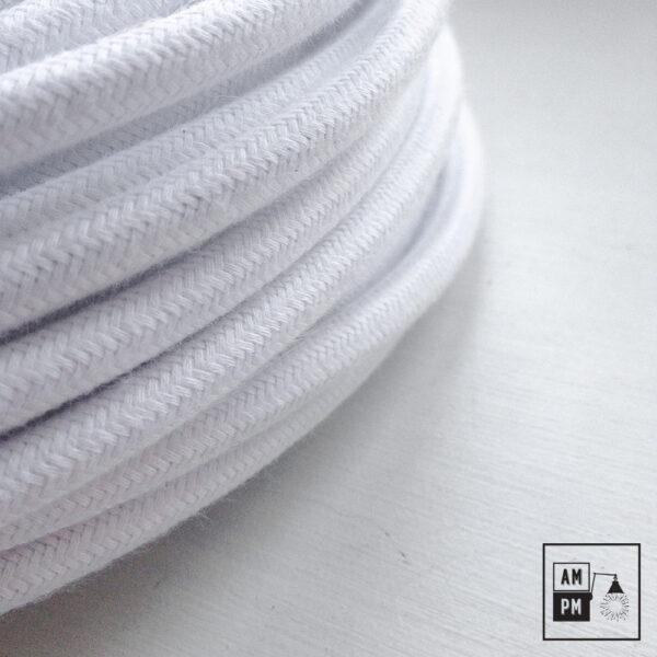 fil-electrique-recouvert-coton-colore-blanc-3