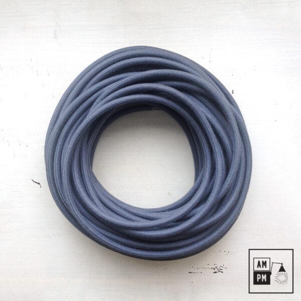 fil-electrique-recouvert-coton-colore-denim-1