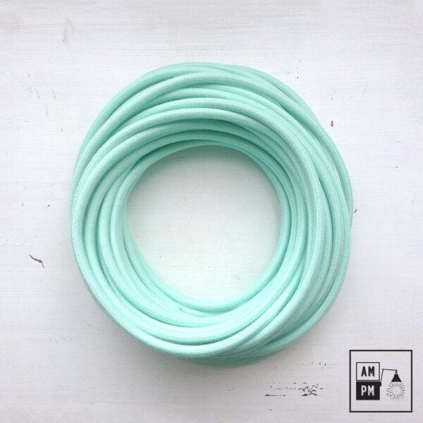 fil-electrique-recouvert-coton-colore-menthe-chinoise-1