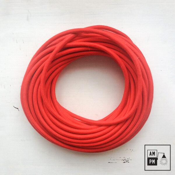 fil-electrique-recouvert-coton-colore-rouge-vif-1