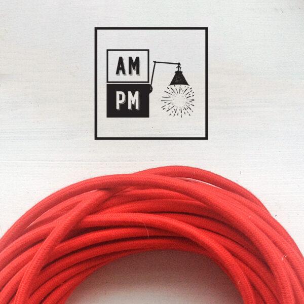 fil-electrique-recouvert-coton-colore-rouge-vif-2