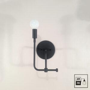 am pm lampes et luminaires artisanaux sur mesure. Black Bedroom Furniture Sets. Home Design Ideas
