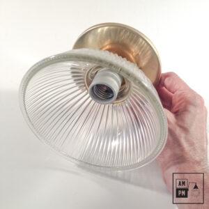plafonnier-klimt-collection-mid-century-laiton-dome-holophane-A3K19-2
