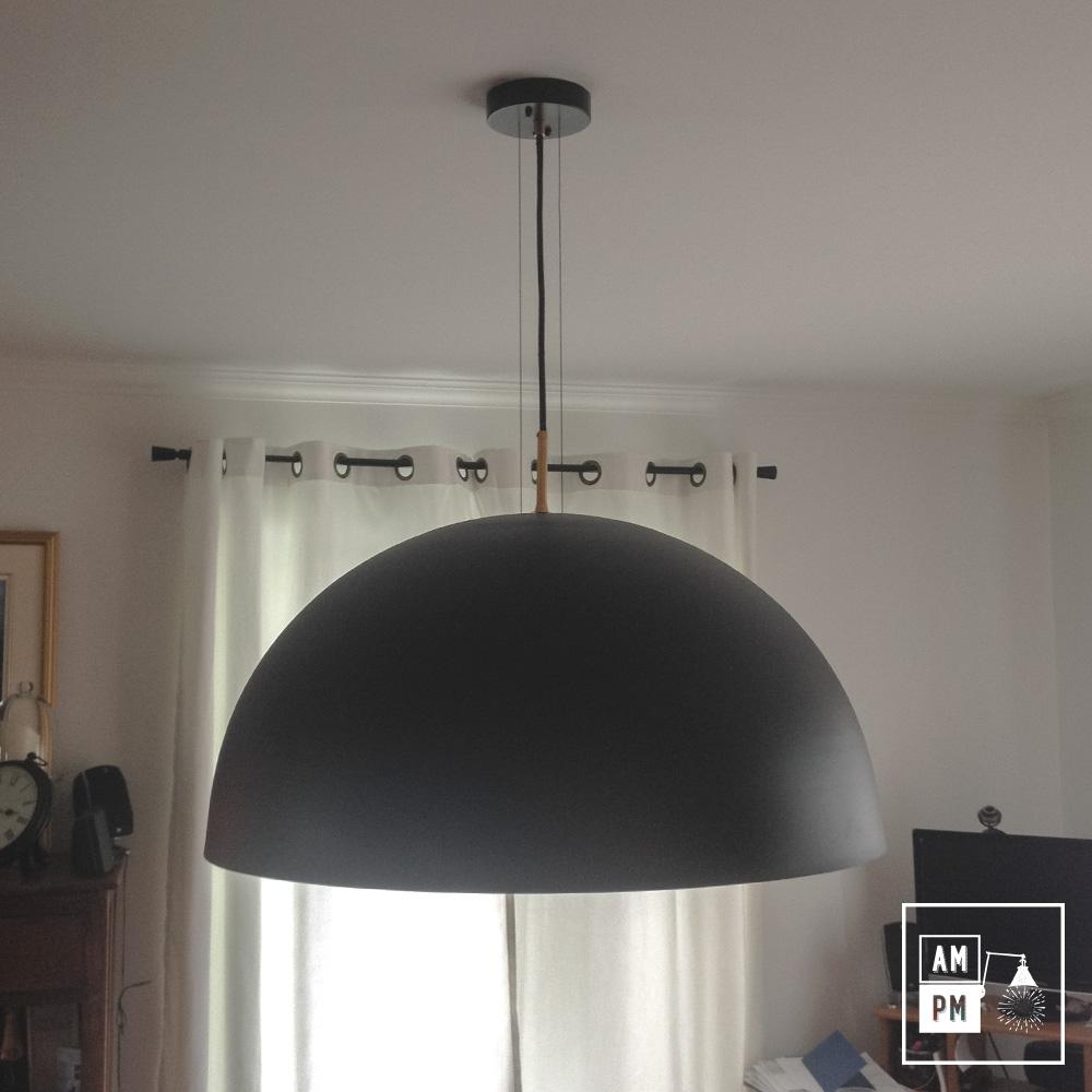 Luminaires Suspendues luminaire suspendue dôme contemporain | a3s45 - am/pm -