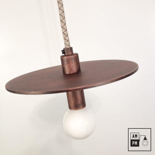 Lampe-suspendue-minimaliste-moderne-avec-disque-plat-cuivre-brosse-A3S50-2