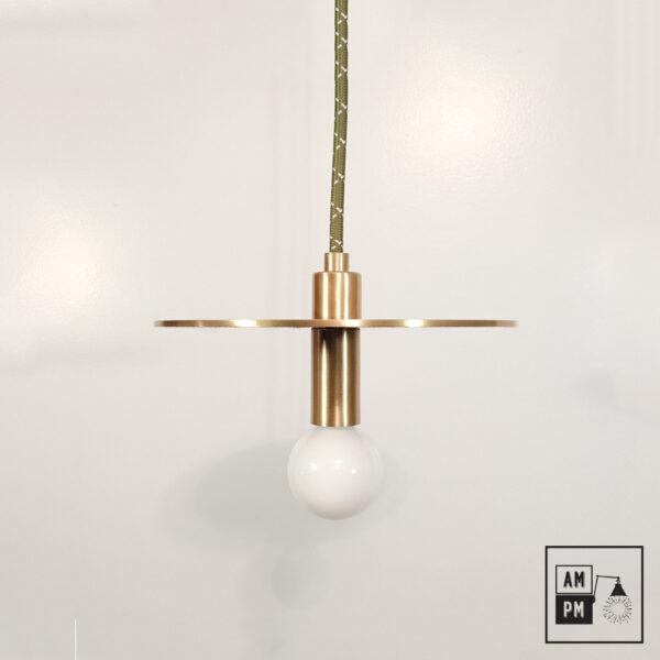 Lampe-suspendue-minimaliste-moderne-avec-disque-plat-laiton-satine-A3S50