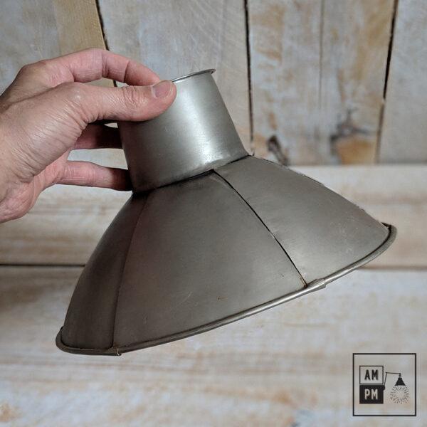 Abat-jour-rustique-naïf-hexagonal-nickel-antique-11