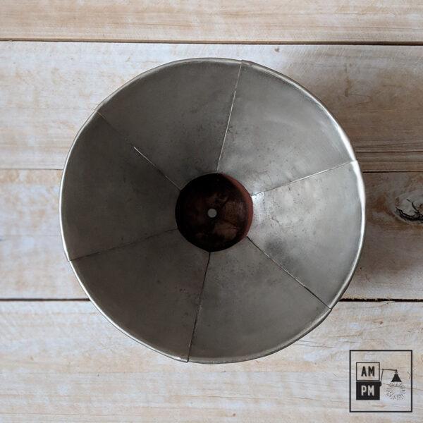 Abat-jour-rustique-naïf-hexagonal-nickel-antique-22