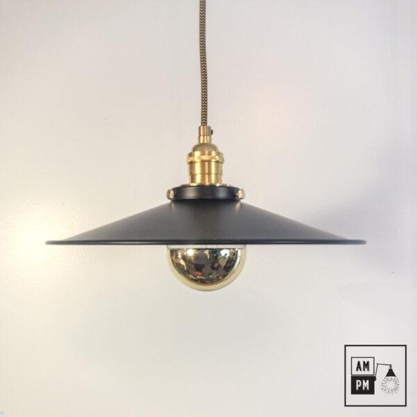 lampe-suspendu-semi-industrielle-moderne-laiton-A3S06