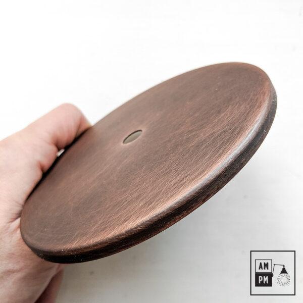 plafonnier-plat-contemporain-cuivre-antique-1