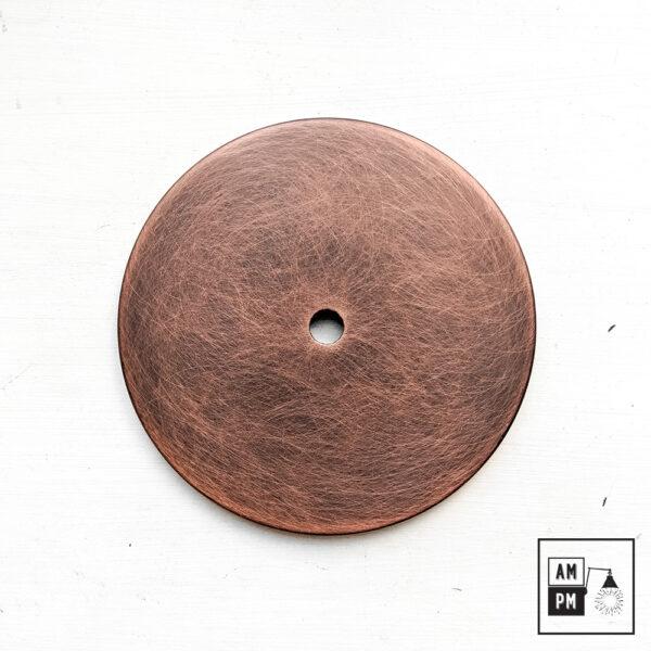 plafonnier-plat-contemporain-cuivre-antique