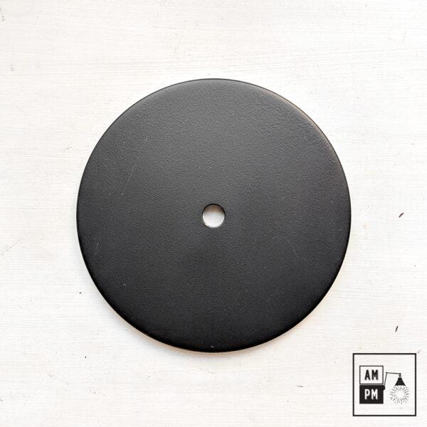plafonnier-plat-contemporain-noir