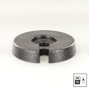 Poids-en-fonte-acier-circulaire-3-75-pouces