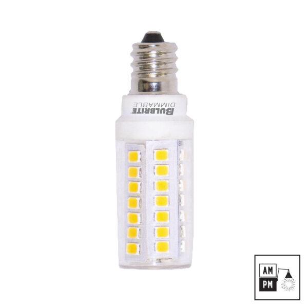 ampoule-DEL-moderne-futuriste-candelabra-E12-5W