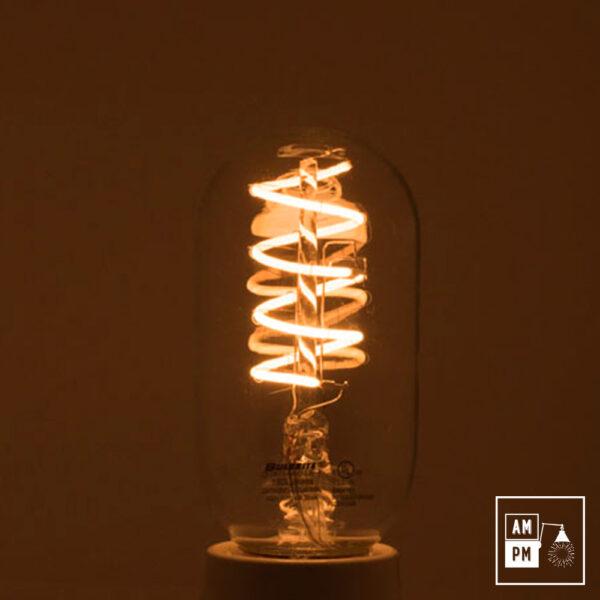 ampoule-antique-edison-del-filaments-courbés-style-mini-tube-4W-1