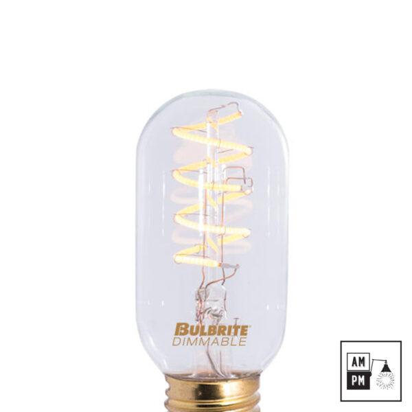 ampoule-antique-edison-del-filaments-courbés-style-mini-tube-4W