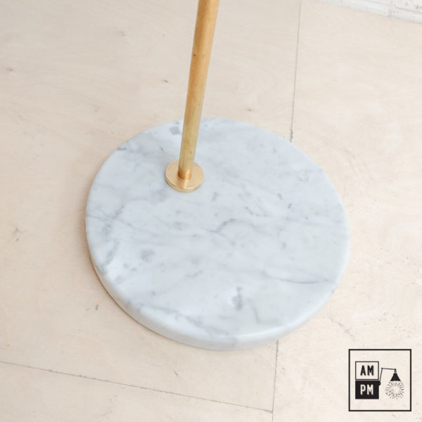 Lampe-sur-pied-marbre-laiton-A4P17-1