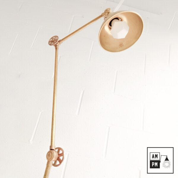 Lampe-sur-pied-marbre-laiton-A4P17-2